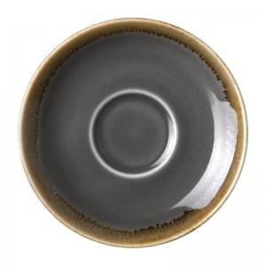 Plato Olympia Kiln Humo para taza caf' HC388 115()mm (Caja 6). 6 ud. hc389