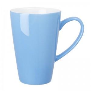 Taza latte Olympia azul 454ml (Caja 12). 12 ud. hc405