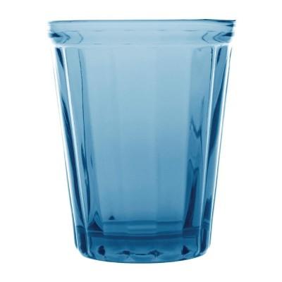 Vaso panelado Olympia Cabot azul 260ml (Caja 6). 6 ud. cr828