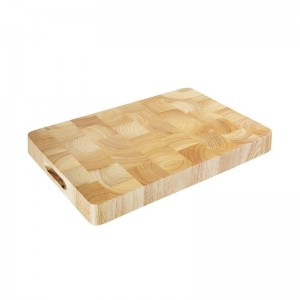 Tabla de cortar de madera rectangular 455 x 305mm Vogue c459