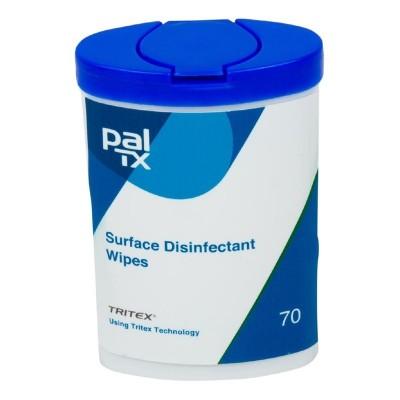 Toallas higienicas con soporte Pal. 12 ud. cc196