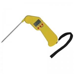 Termometros Easytemp con codigo de color amarillo Hygiplas cf912