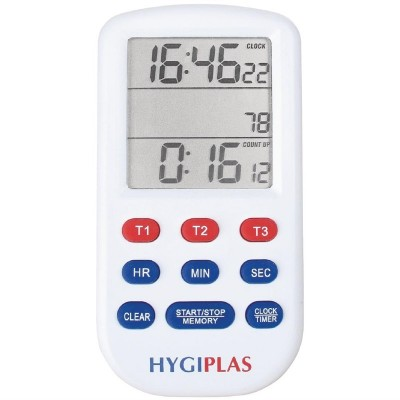 Cronometro triple Hygiplas cf915