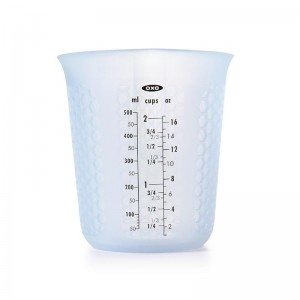 Vaso medidor de silicona Oxo 500ml cn377