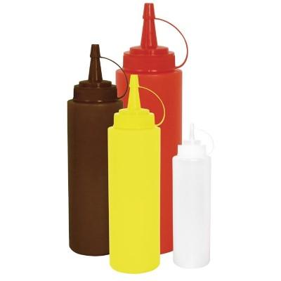 Botes para salsa marron 681ml e626