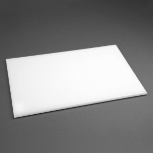 Tabla de alta densidad anti-microbios blanca Hygiplas f157