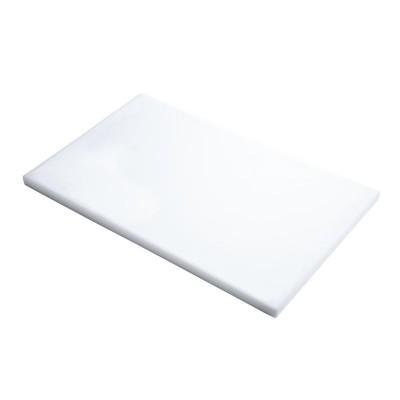 Tabla corte Gastro-M PE alta densidad GN 1/1 15mm blanca gn338