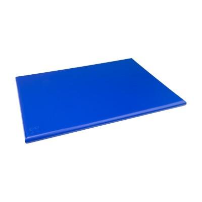 Tabla de corte de alta densidad extra grande azul Hygiplas j042