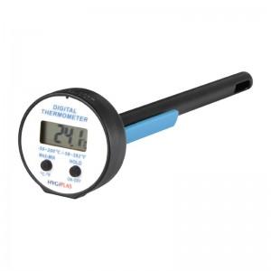Termometro de insercion redondeado Hygiplas j229