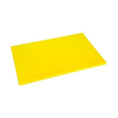 Tabla de corte de baja densidad estandar amarillo Hygiplas j254