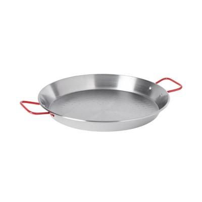 Paella acero pulido Garcima 460()mm dm718