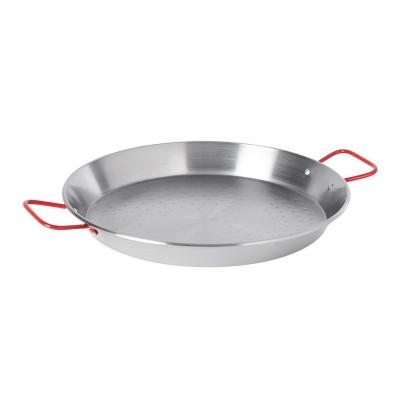 Paella acero pulido Garcima 500()mm dm719