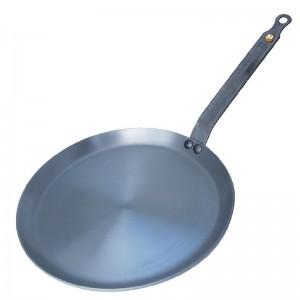 Sarten crepera de hierro Mineral B 240mm De Buyer dn903