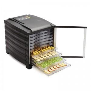 Deshidratador Buffalo 10 bandejas con temporizador cd965