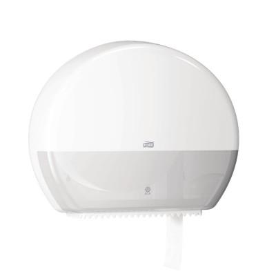 Dispensador papel higienico Tork Jumbo blanco db464