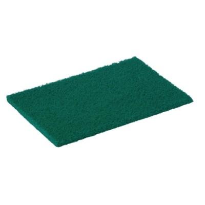 Estropajo Verde. 10 ud. f959