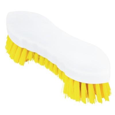 Cepillo rascador Amarillo l723