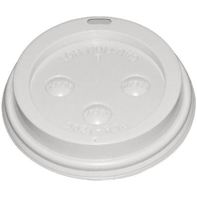 Tapa vasos bebidas calientes 340 y 454ml x1000. 1000 ud. ce257