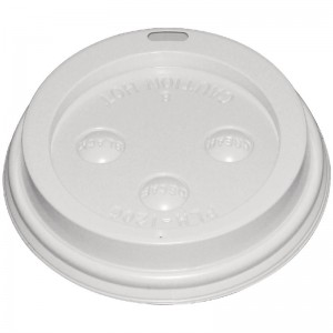 Tapa para vasos bebidas calientes 227ml. 50 ud. ce263