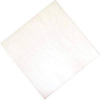 Servilletas de tisu profesionales blancas 330 x 330mm. 1500 ud. ck874