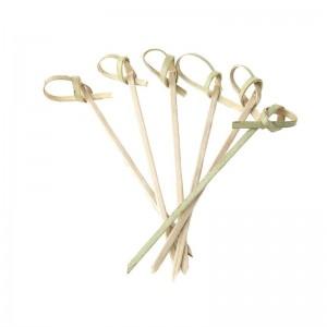 Palillos de madera rizados - 90mm (Juego 100). 100 ud. ck968