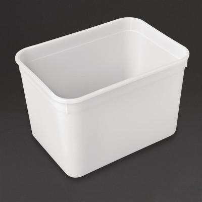 Contenedor para helado Interpack 4Ltr (Paquete 20). 20 ud. cs827