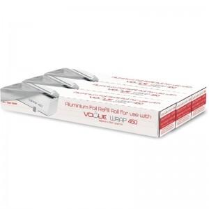 Rollo aluminio Vogue para dispensador Wrap450 (Caja 3). 3 ud. cw204