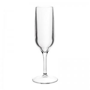 Copa cava/champan Roltex plastico sin BPA 190ml da897