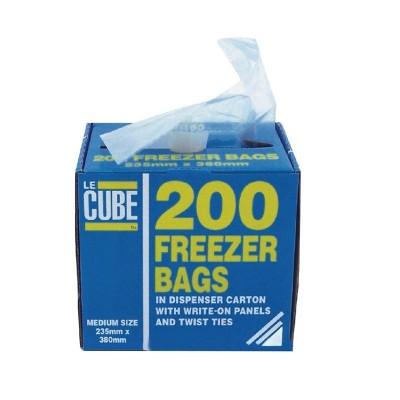 Bolsas para congelacion. 200 ud. gf029