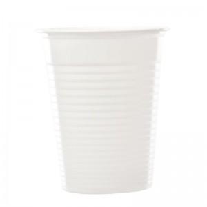 Vaso desechable blanco. 2000 ud. gf917