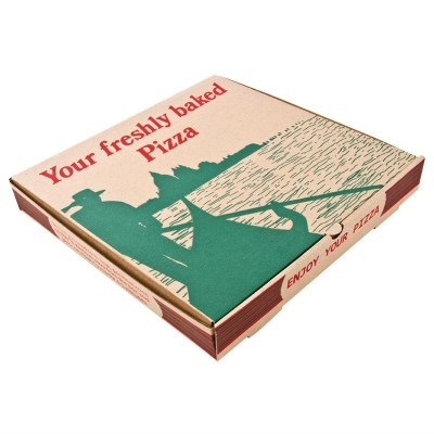 Cajas para pizza 305mm. 100 ud. gg998