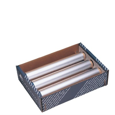 Recambio papel de aluminio 457mm x 90m. 3 ud. j371