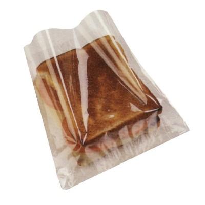 Bolsas de tostado desechables. 1000 ud. j529
