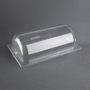 Tapa pivotante de policarbonato Olympia GN 1/1 cm930