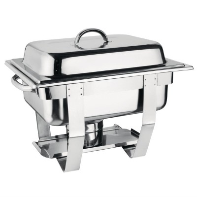 Chafing dish Olympia Gastronorm 1/2 cn607