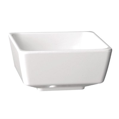 Bol Float cuadrado blanco 55 x 55mm. APS gf090