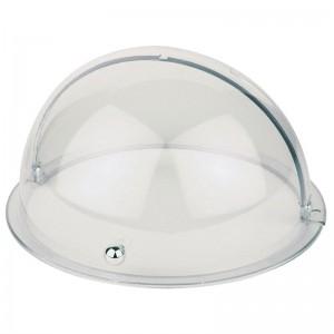 Tapa basculante transparente Pure 380mm gf156