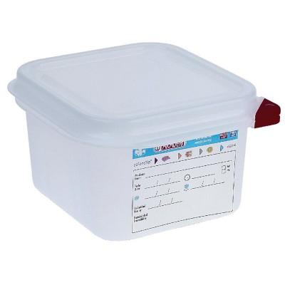 Contenedor para alimentos 1.7L Araven. 4 ud. dl980