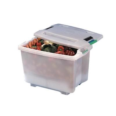 Contenedor para cajas de almacenamiento 50L Araven e689
