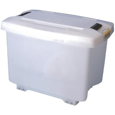 Contenedor para cajas de almacenamiento 70L Araven e690