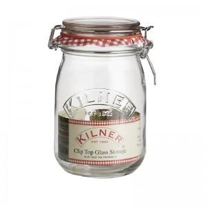 Tarro de conserva clip Kilner 1 litro gg782