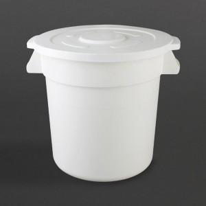 Contenedor redondo Vogue blanco gg793
