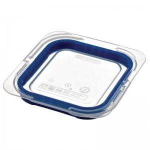 Tapa contenedor hermetico Araven ABS azul GN 1/6 gp573