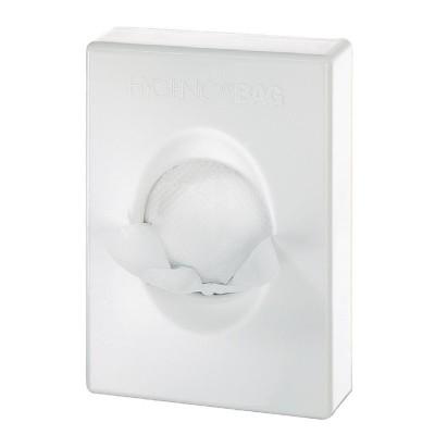 Dispensador de bolsas higienicas Blanco cb594