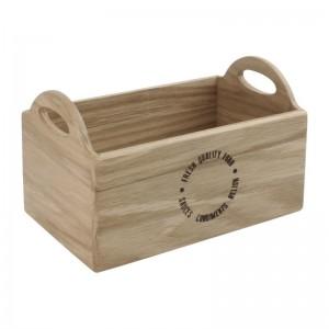 Caja de madera para utensilios Olympia 230x145x135(Al)mm cn517