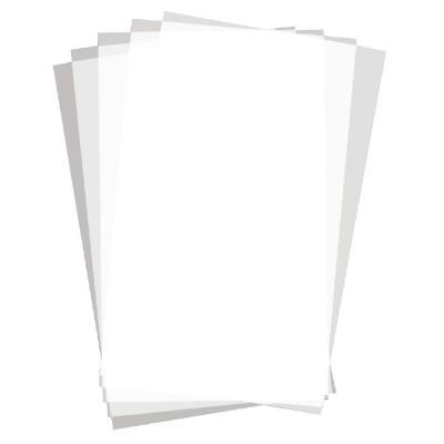Laminas de papel antigrasa 255 x 406mm gf037