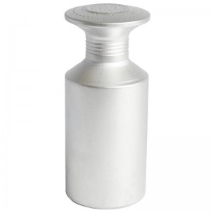 Salero aluminio 600ml gn097