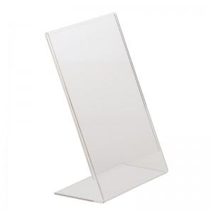 Porta-menus inclinados A5 cc444