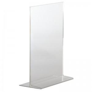 Porta-menus verticales A4 cc447