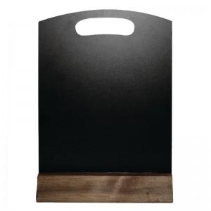 Pizarra de madera 210 x 320mm Olympia gg111